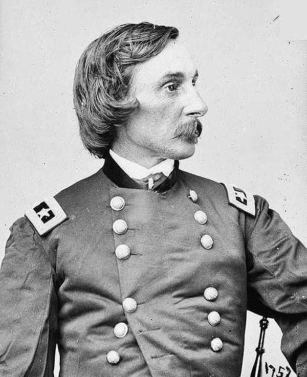 """33 Likes, 3 Comments - The American Civil War (@americancivilwar_ig) on Instagram: """"Gouverneur K Warren, Union general, civil engineer and hero of Little Round Top. Warren was…"""""""