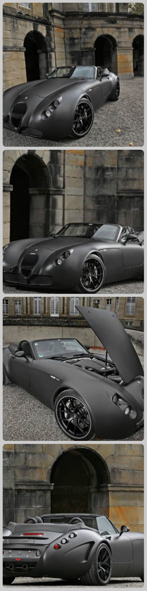 bucket list: #14 - be picked up by Alfred in this car... dressed as batman.