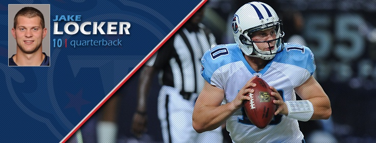 Tennessee Titans - Jake Locker