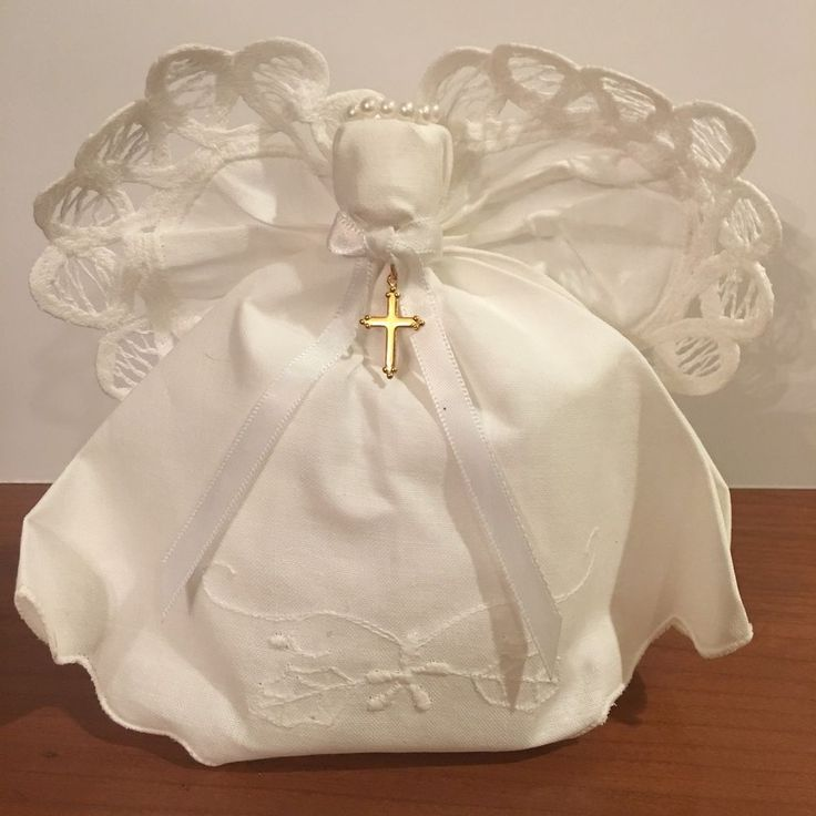 Musical Handkerchief Angel Amazing Grace Music Box  | eBay