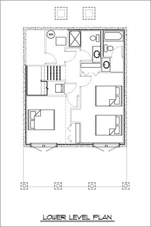 Designing Your Dream Log Cabin Or Log Home? Check Out These Floor Plans  From Town