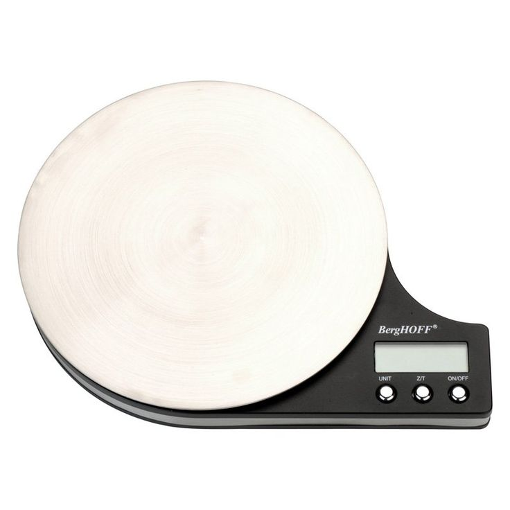 Berghoff Stainless Steel Electronic Kitchen Scale 2003275