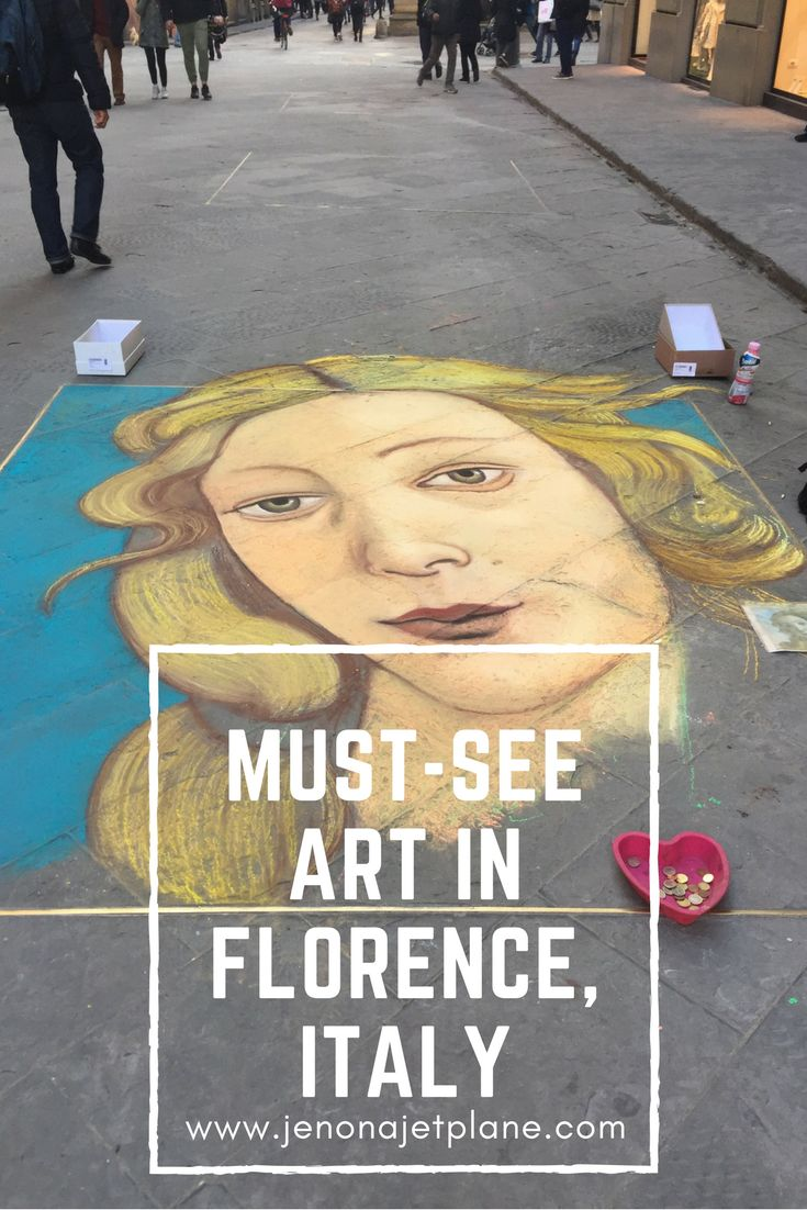 Must-see art and masterpieces you can't miss while visiting Florence, Italy!