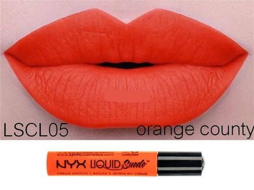NYX Orange County Liquid Suede Cream Waterproof Lipstick  - Free Shipping Worldwide New Arrivals Every Day review product at http://francy1.mybigcommerce.com/