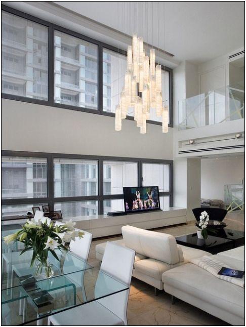 25 Living Room Lighting Ideas Low Ceiling 15 Tipsmonika Net Chandelier In Living Room Chandelier Living Room Modern Luxury Living Room #small #living #room #lighting #ideas #low #ceiling