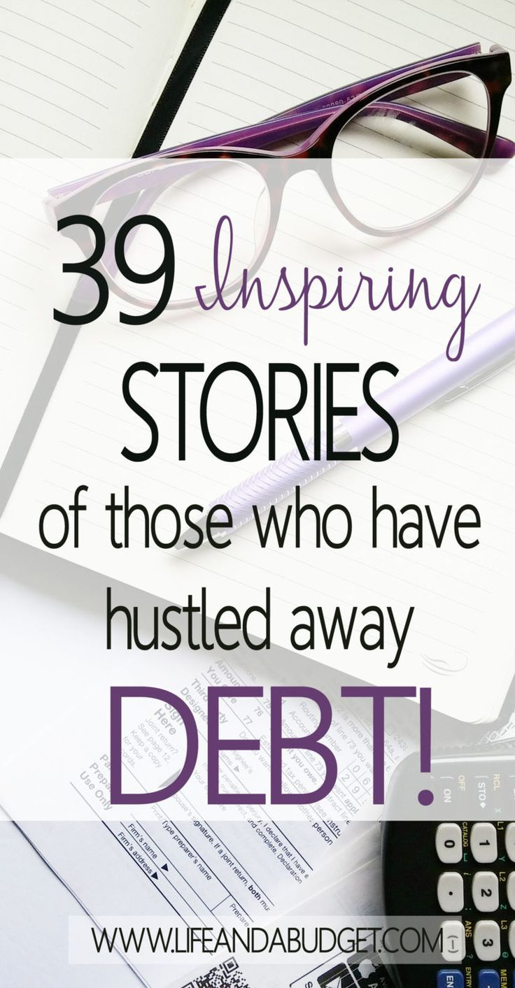 You may be in debt up to your eyeballs and you have absolutely no motivation to pay any of it off. Don't worry because many have been there and they've overcome it. here are 39 inspiring stories of people who've hustled their way out of debt. Pin this so you can be inspired to do something about yours!