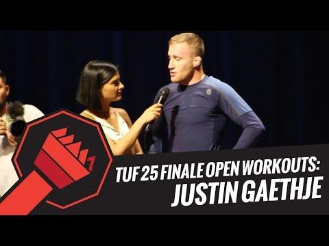 TUF 25 Finale: Justin Gaethje On Michael Johnson Fight, UFC Debut   FanSided   Sports Illustrated
