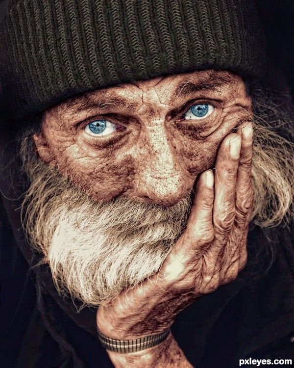 The stories that those eyes tell...