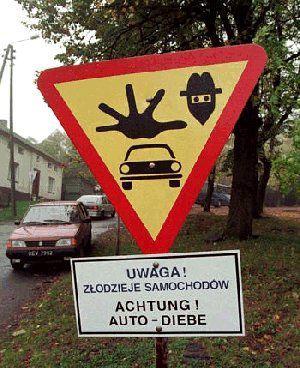 funny road signs | Blog FUAD - Informasi Dikongsi Bersama: Funny Road Signs