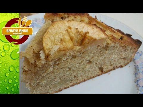 Apple-Cinamon Cake | Turkish Cuisine
