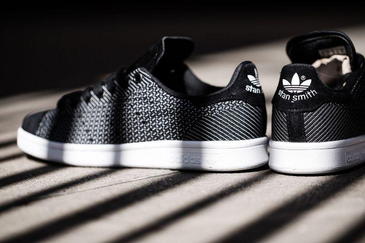 "adidas Originals présente sa nouvelle Stan Smith ""Core Black/Running White"""