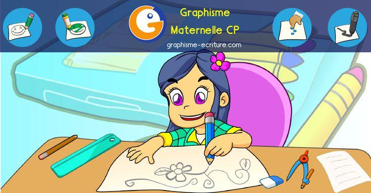 Cartes à imprimer de Graphisme pour Maternelle et CP, des activités pour mieux maîtriser les lettres de l'alphabet.