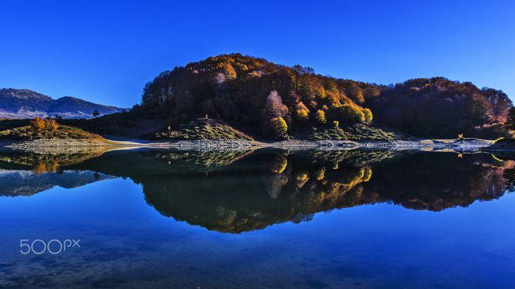 Aoou Lake, Metsovo - null