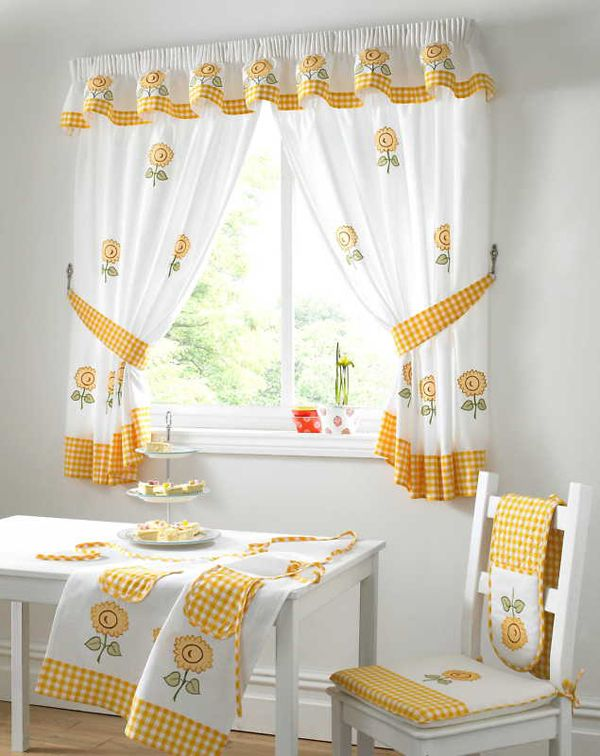Best 25 Kitchen curtain designs ideas on Pinterest Kitchen