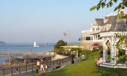 Bar Harbor Inn Maine