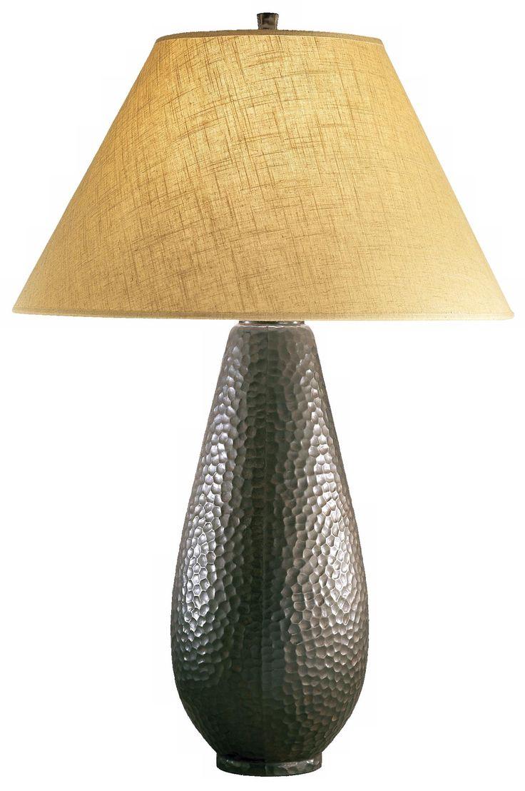 Robert Abbey Beaux Arts Tall Table Lamp