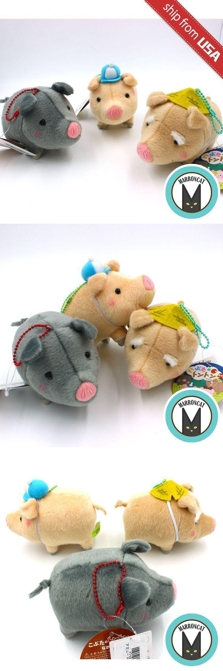 Pouf En Peluche 51030 Veritable Japon Amuse Kobuta No Ton Ton Pig P 5103 Pouf En Peluche 51030 Ve Pig Plush Monkey Stuffed Animal Big Stuffed Animal [ 2208 x 736 Pixel ]
