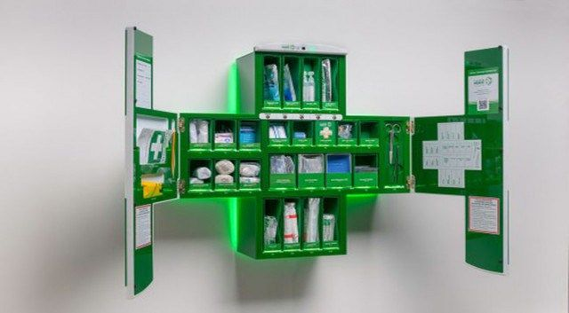 What goes into the first aid kit of the future?