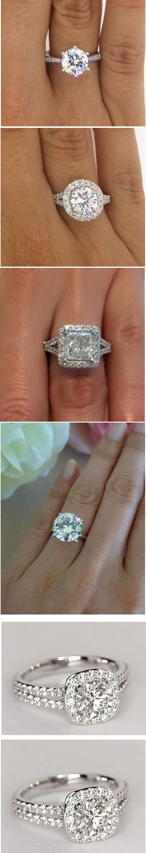 Bijoux  Tendance 2017/2018  : Best Diamond Engagement Rings On SALE | Bridal Rings | Jewelry of the day | Enga
