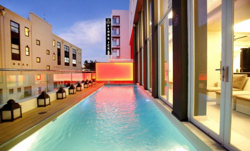 Fire and Ice Hotel, Cape Town