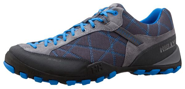 ZAPATILLAS TREKKING HELLY HANSEN THE KORKTREKKER 5 LOW HTXP EBONY RACER BLUE