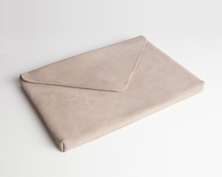 Fell in love with that laptop envelope!