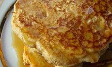 Elmalı Tarçınlı Pankek