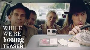Image result for while we're young film