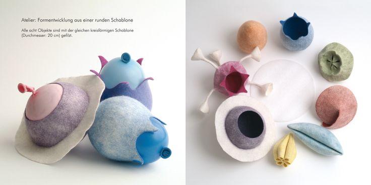 Annette Quentin-Stoll Galeriebücher im MaroVerlag | FilzGeschichten