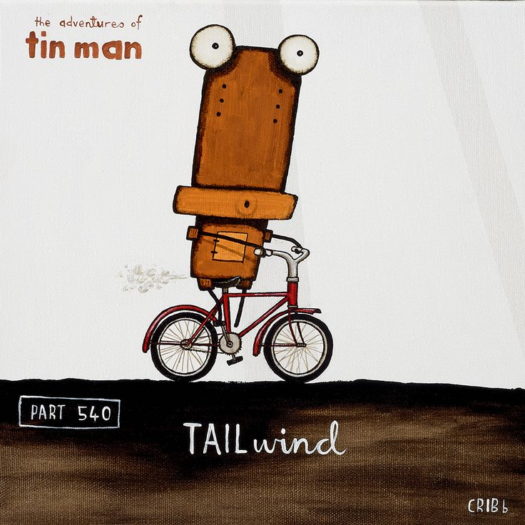 Tin Man adds a turbo boost! TAILwind by Tony Cribb. www.imagevault.co.nz