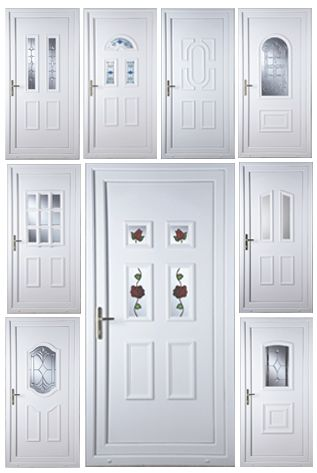 Here at Value Doors we have a large collection of uPVC Font Doors and uPVC Back Doors!