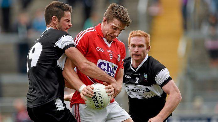 Cork and Sligo battle it out...
