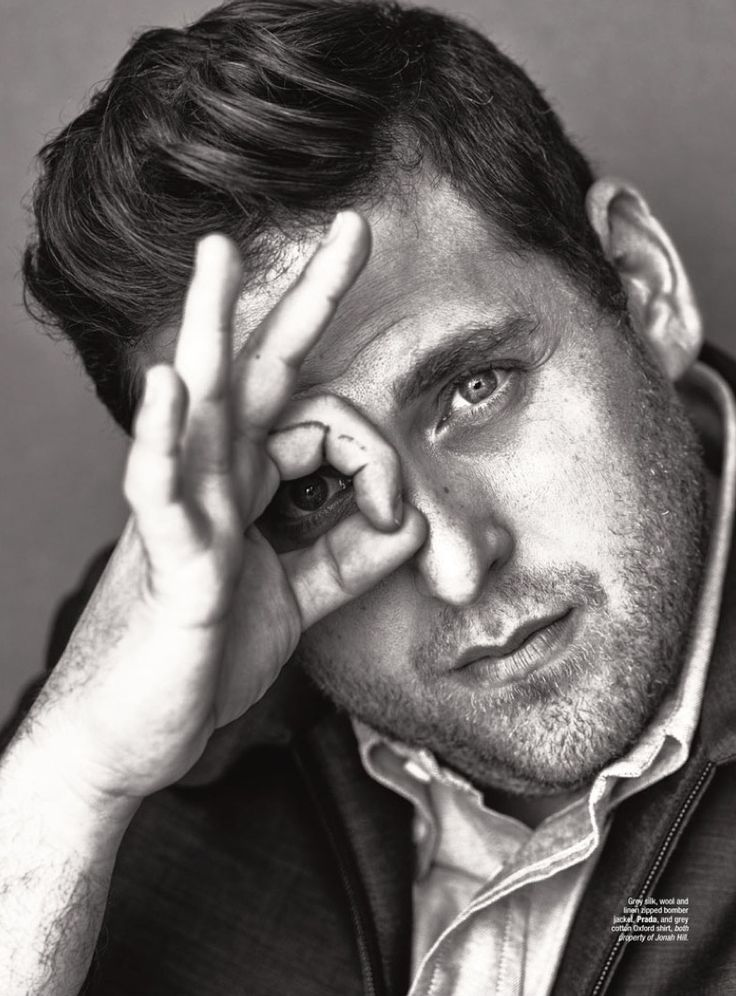 Jonah Hill by Alexei Hay