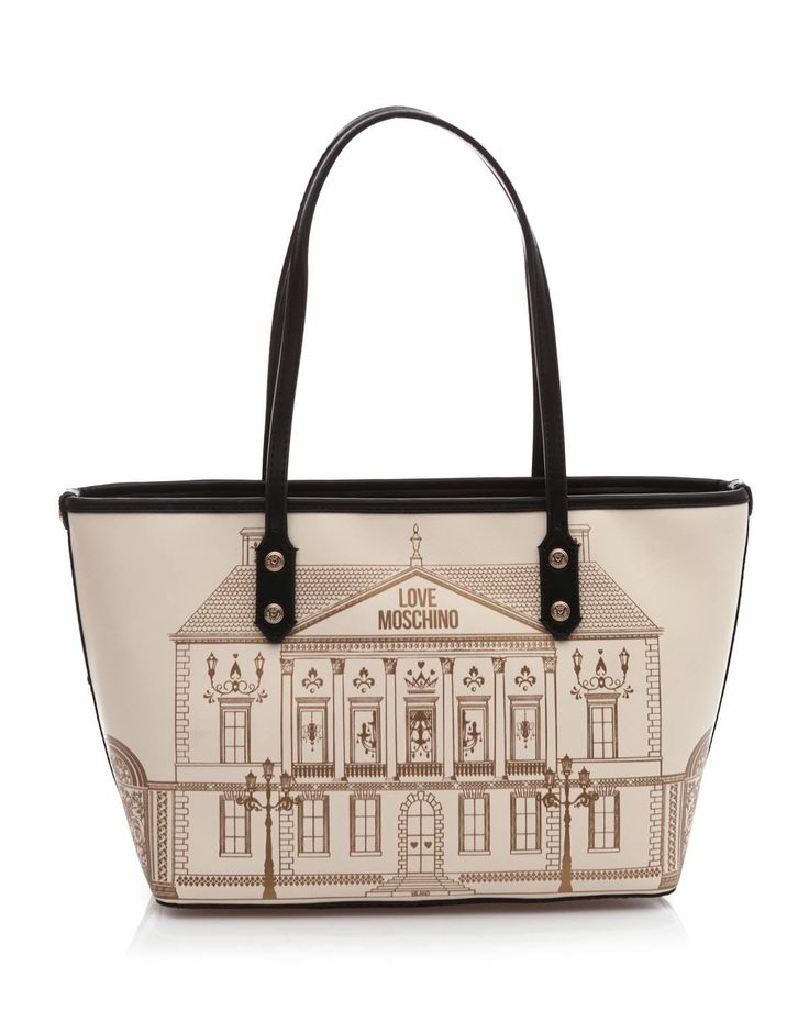 Love Moschino Tote for $229 at Modnique.com. Start shopping