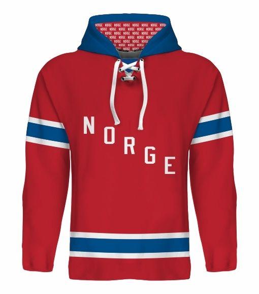 NEW 2015 Norway Norge Hockey World Cup Jersey NHL Zuccarello Thoresen Tollefsen