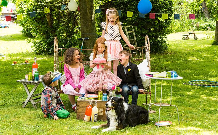 Bring goodfoodmood to the Kids' party