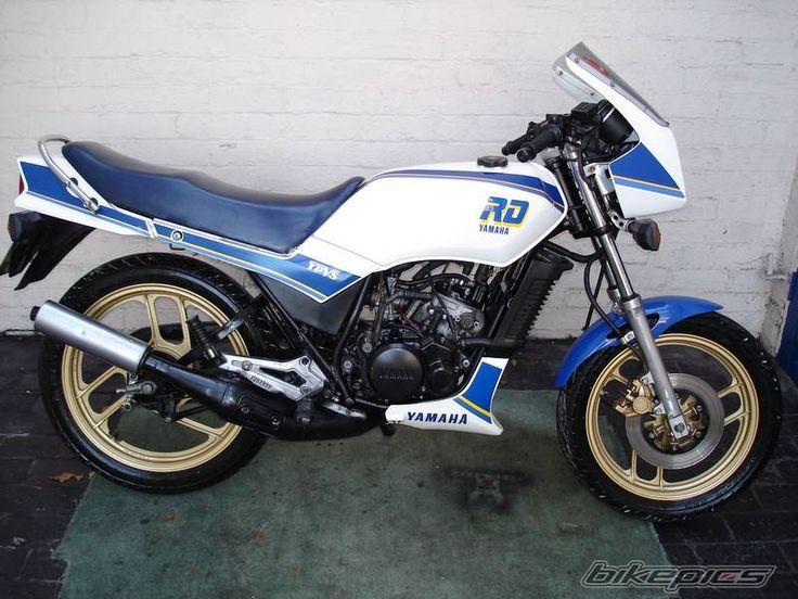 1986 Yamaha RD 125