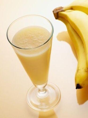 Dieta plátano y leche