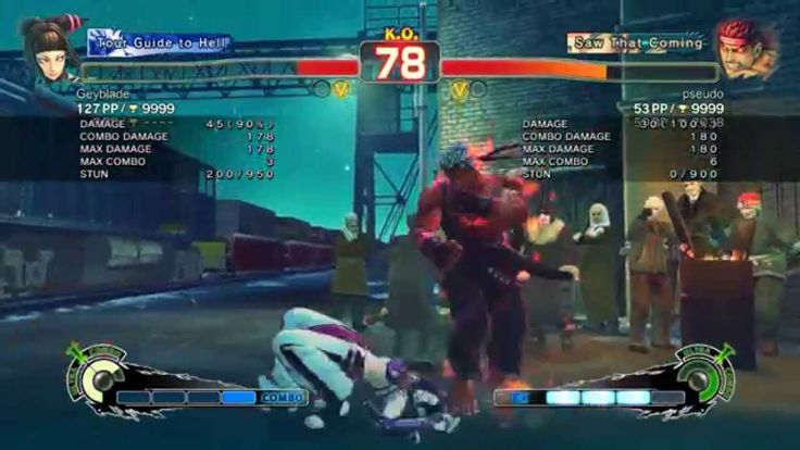 Ultra Street Fighter IV battle: Juri is Out!