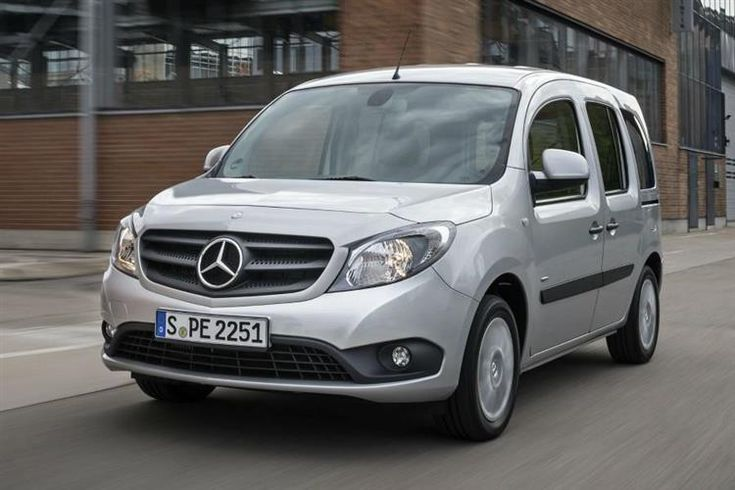 Mercedes : vers une gamme utilitaire 100 % électrique ?