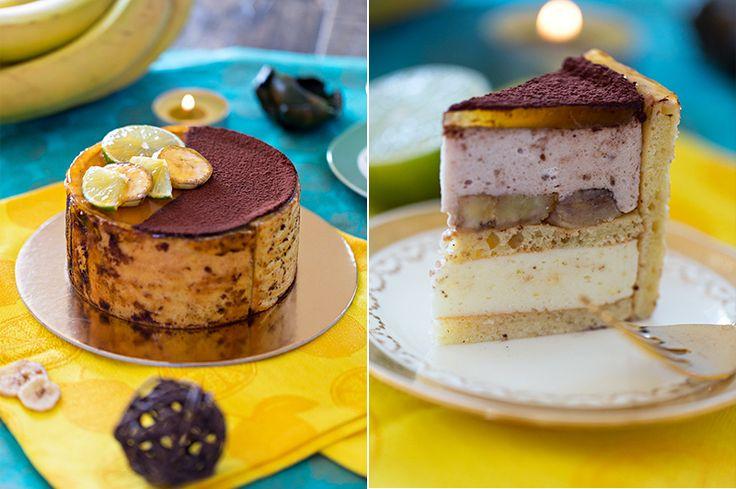 Этот торт я сделала специально к Дню рождения мамы. И хоть я не могу сейчас поздравить ее лично, пусть хотя бы этот десерт будет моим подарком=) Мама, с Днем…