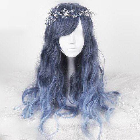 Pastel Gradient Lolita Long Wig SP168151
