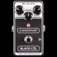 Mr. Black Black LTD Overdriver