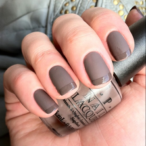 love the half matte.. You Don't Know Jacques by OPI | My ...