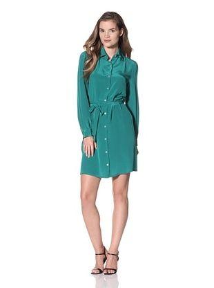 Luna by Josandra Women's Calista Shirt Dress