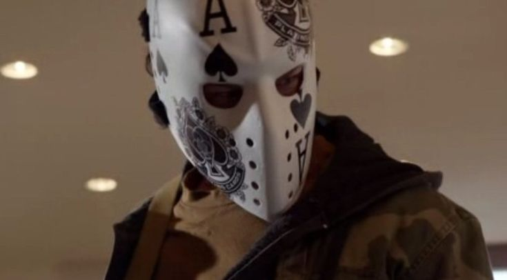 playing card mask from arrow for sale - Google Search