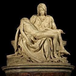 Où l'on apprend pour quelle raison Michel-Ange a choisi de signer sa Pietà.