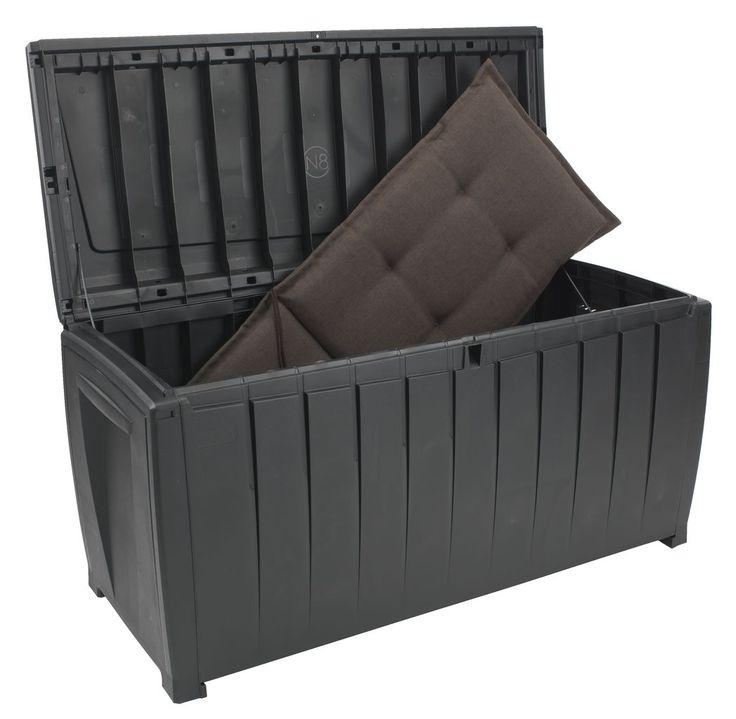 Kussenbox ULLARED125x62x54cm kunststof | JYSK