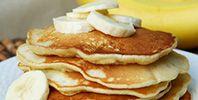 Pancakes cu tapioca si banana pentru copii http://clubulbebelusilor.ro/articol/1492/pancakes-cu-tapioca-si-banana-pentru-copii.html