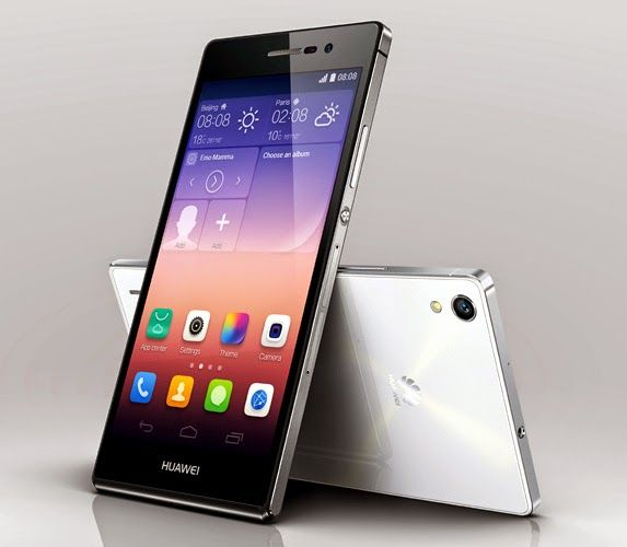 Huawei Ascend P7 Sapphire Edition - Spesifikasi Kelebihan
